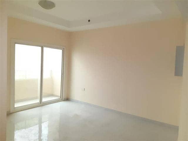 شقة في برج البستان الند القاسمية 1 غرف 23000 درهم - 4587721