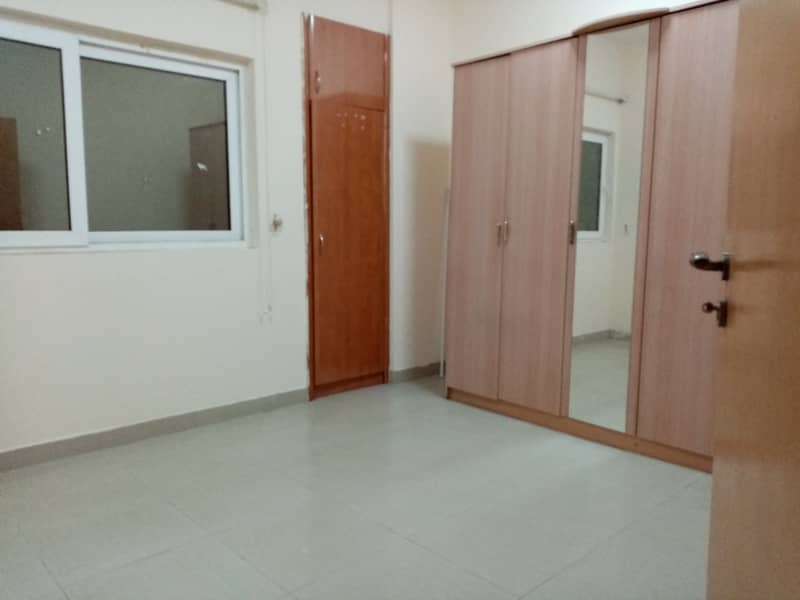 One month free monthly payment 2 b h k with balcony wardrobes rent 25 k