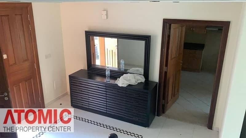 2 4 bedroom + maids   semi furnished   Drivers room