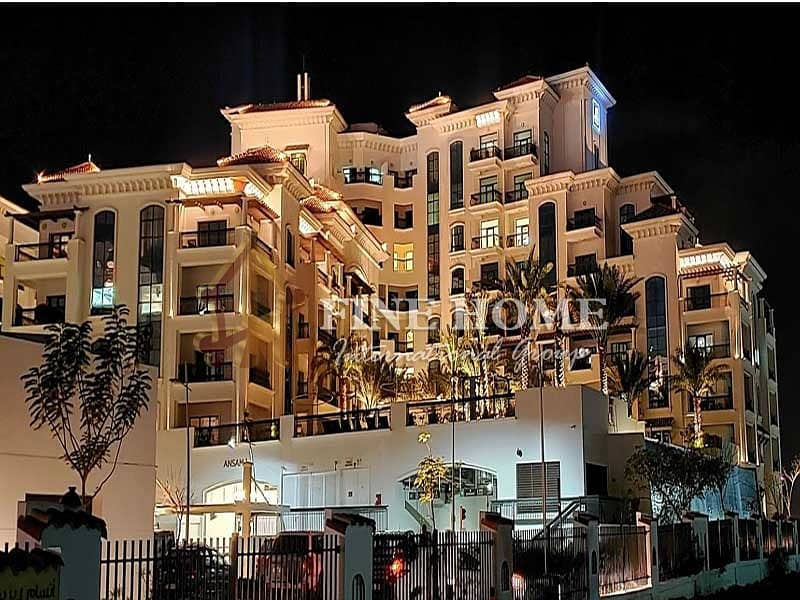 13 Elegant & Large apartment 3BR +Big Balcony