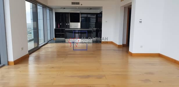 1 Bedroom Penthouse for Rent in Barsha Heights (Tecom), Dubai - Loft Style Penthouse | Chiller Free | Stunning City view | White