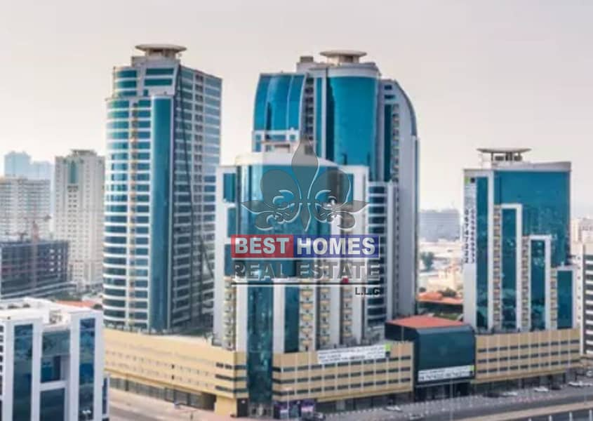 Ready to move-in | Spacious 1 BHK | Orient towers