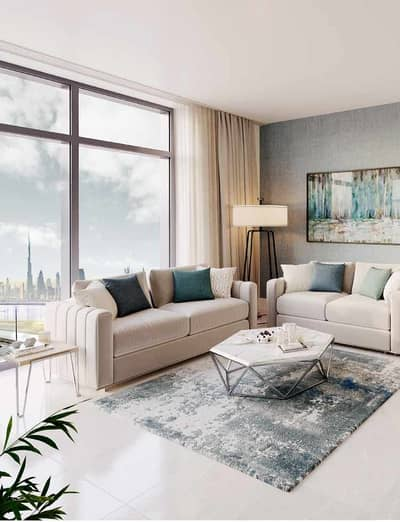 1 Bedroom Apartment for Sale in Mohammad Bin Rashid City, Dubai - 10 % Down Payment and 10 % 1st