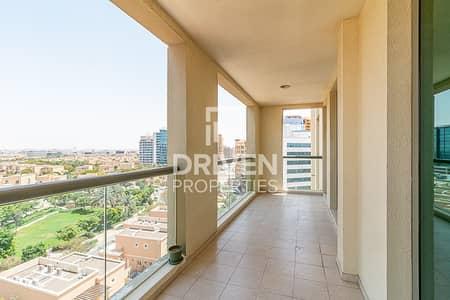 فلیٹ 3 غرف نوم للايجار في واحة دبي للسيليكون، دبي - Best Priced 3 Bed Apt with Stunning View
