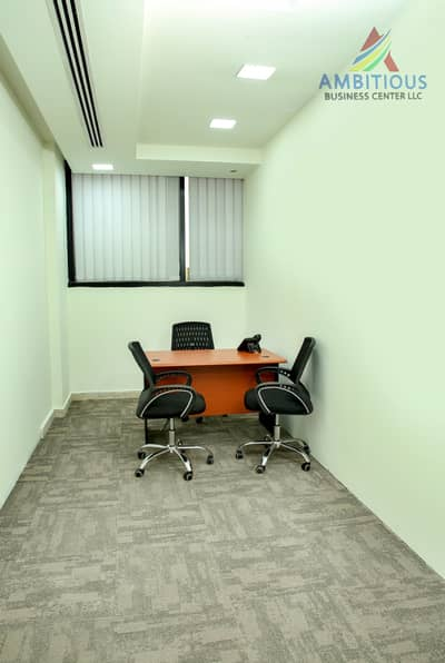 Office for Rent in Bur Dubai, Dubai - Furnished Offices Starting From AED 14,900/-