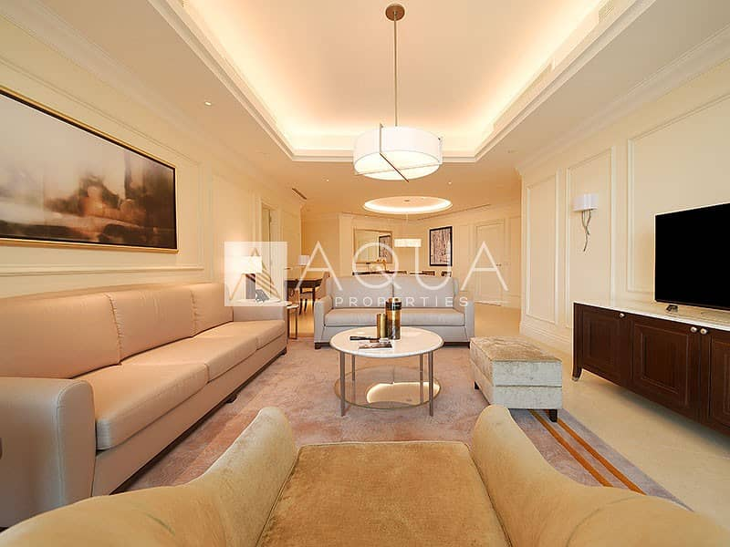 Fully Furnished | High Floor | DIFC View