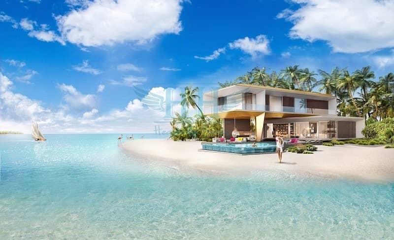 Incredible 5 BR Villa on Germany Island I The World Islands