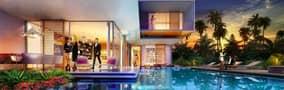 15 Incredible 5 BR Villa on Germany Island I The World Islands