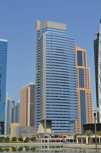 17 Furnished Office | High Floor | SZR View | HDS Tower | JLT