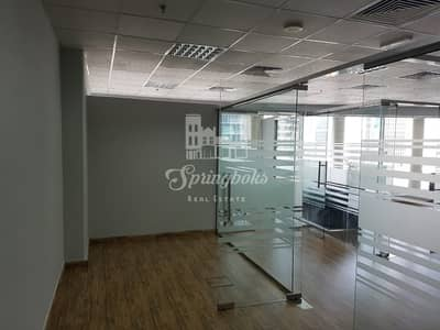مکتب  للايجار في الخليج التجاري، دبي - CANAL VIEWS | OFFICE SPACE | GLASS PARTITION