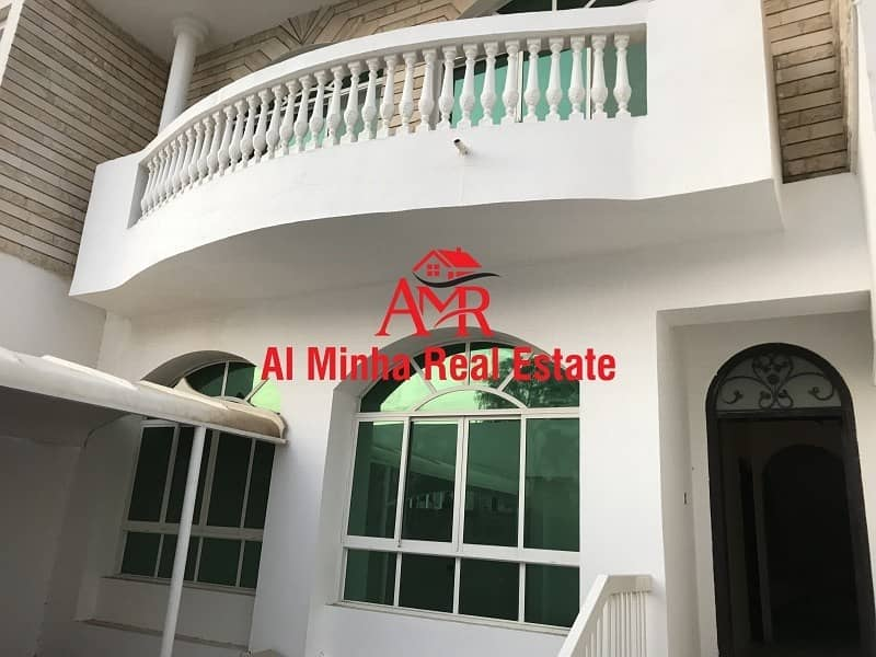 Good looking private entrance & balcony 