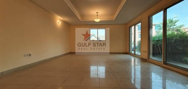 3 Bedroom Townhouse for Rent in Al Nahyan, Abu Dhabi - 3 Bedroom Townhouse with Private Garden