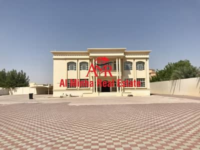 8 Bedroom Villa for Rent in Shab Al Ashkar, Al Ain - Spacious|Big yard|Outside kitchen&store;
