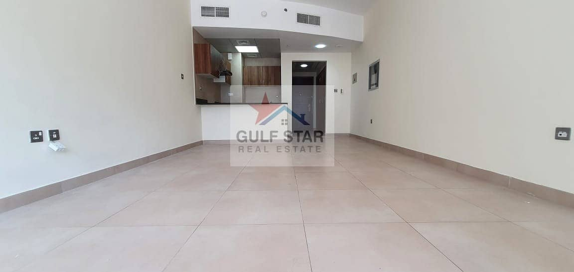 Cozy Studio with Balcony and BASEMENT PARKING in Al Nahyan