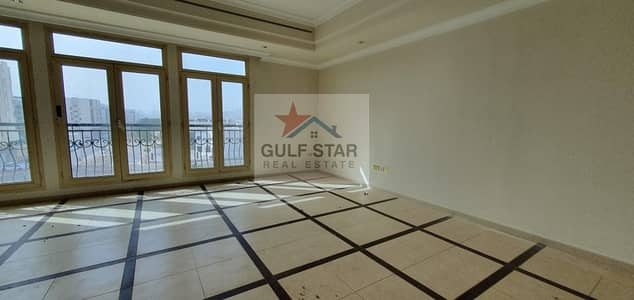 4 Bedroom Flat for Rent in Al Mushrif, Abu Dhabi - Extra HUGE 4 Bedroom with Full Facilities