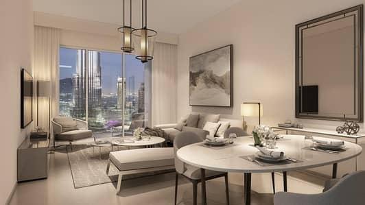 شقة 2 غرفة نوم للبيع في وسط مدينة دبي، دبي - Super Sale I 2 Bedroom I Partial Burj View