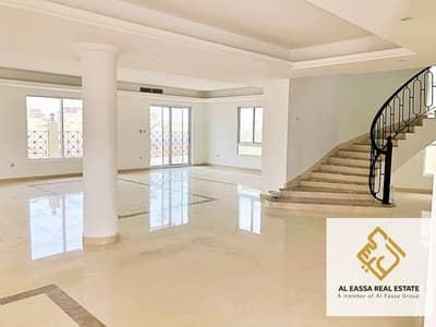 فیلا 6 غرف نوم للايجار في دبي لاند، دبي - Wardrobes | Landscaped | Vacant Type B 6BR | Well maintained