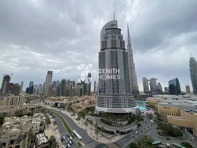 2 Bedroom Apartment for Rent in Downtown Dubai, Dubai - Brand New| Burj View| Dubai Mall Connection|