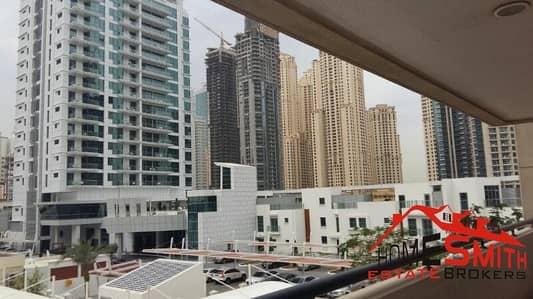 فلیٹ 2 غرفة نوم للايجار في دبي مارينا، دبي - Lower Floor Close To Metro in 70K