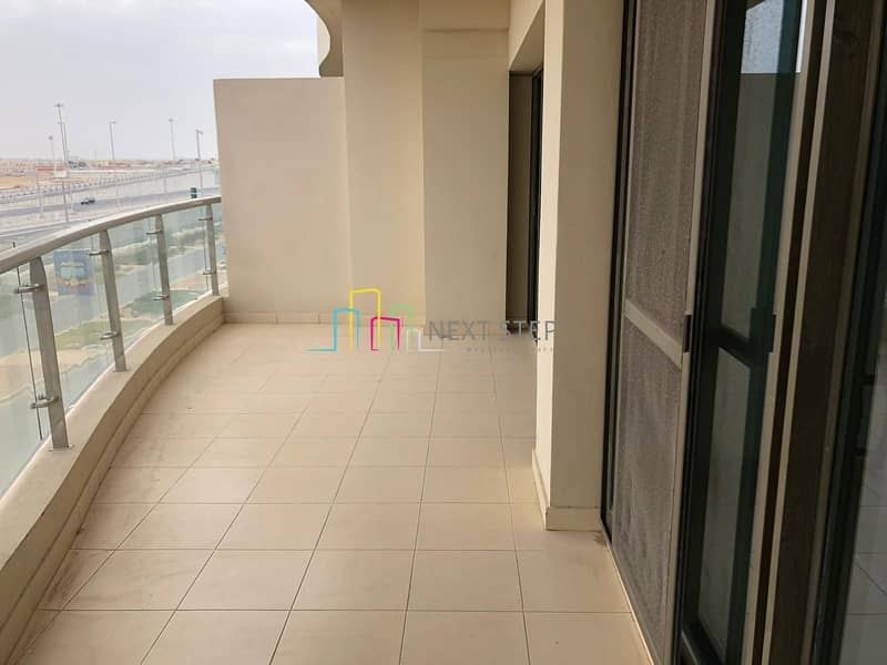 2 Free Chiller: Multiple Cheques: Modern 1 BR Apartment