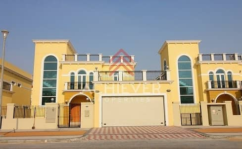4 Bedroom Villa for Rent in Jumeirah Park, Dubai - Single Row | 4 Bedroom+Maid | Best Layout