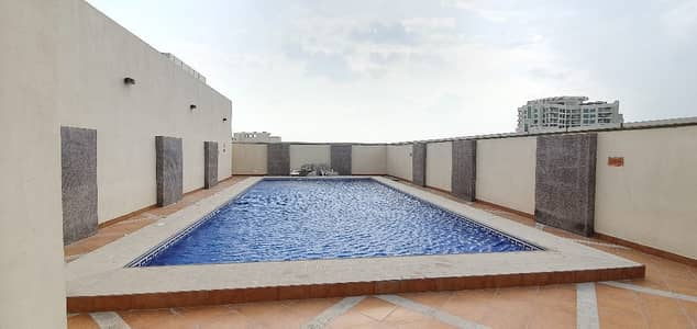 Studio for Rent in Al Nahda, Dubai - For Cabin Crews No Deposit Chiller + 1 Month Free Studio Apartment Only 37k With Kitchen Appliances Full Facilities