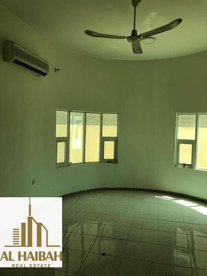 2 For rent villa ground floor in Ajman area of al jurf