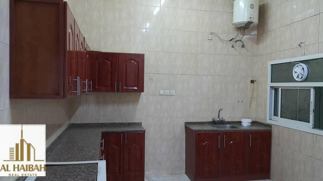 12 For rent villa ground floor in Ajman area of al jurf