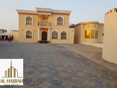 7 Bedroom Villa for Sale in Al Rahmaniya, Sharjah - For sale two villas on one land in Rehman 8 distinctive location