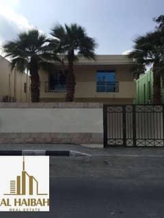 For sale a two storey villa in Al-Sharqan distinctive location