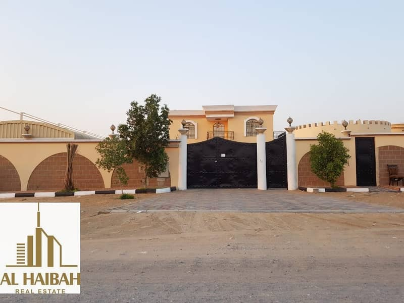 2 For sale two villas on one land in Rehman 8 distinctive location
