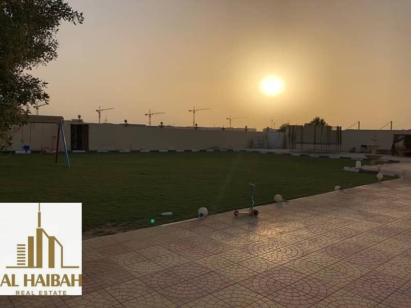 16 For sale two villas on one land in Rehman 8 distinctive location