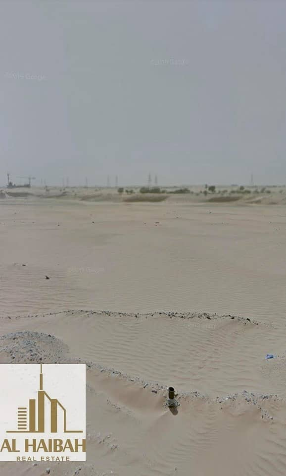 10 For sale residential land in al tai area A very special location in front of the garden