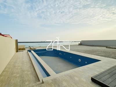 Beachfront 7 BR Huge Villa with Pool + Large Plot