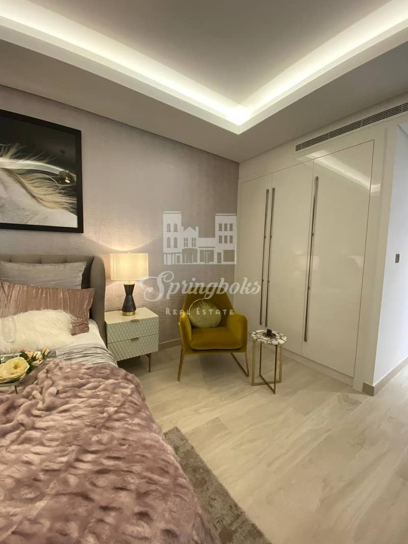 2 Brand New Fully Furnished Studio with 8% ROI