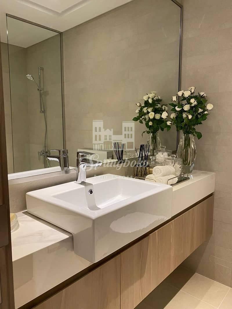 11 Brand New Fully Furnished Studio with 8% ROI