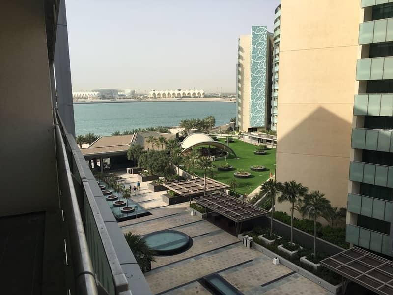 شقة في المنيرة شاطئ الراحة 2 غرف 125000 درهم - 4588616