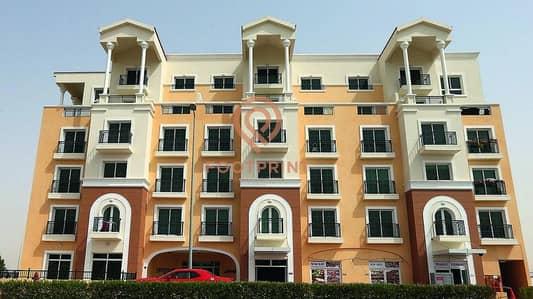استوديو  للايجار في مثلث قرية الجميرا (JVT)، دبي - Studio Flat -Spacious - Green Park - Ready To Move