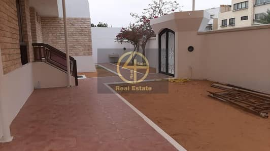 6 Bedroom Villa for Rent in Al Zaab, Abu Dhabi - Incredibly Fancy First Tenant 6BR Villa
