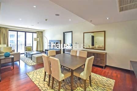 شقة 2 غرفة نوم للايجار في نخلة جميرا، دبي - Available Now   Sea Views   Luxury   6 Cheques