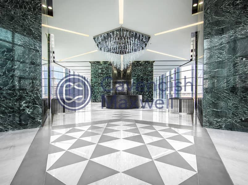 10 Close to Metro | DIFC License | Fitted Office