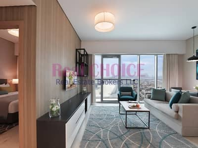 Furnished 1BR Executive Apartment|Good Location