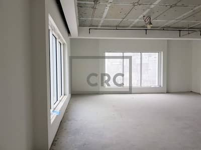 Office for Sale in Business Bay, Dubai - Shell & Core Office   Canal View   Mid Floor