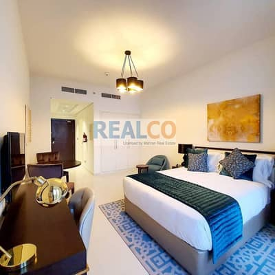 Studio for Rent in Jumeirah Village Circle (JVC), Dubai - BRAND NEW FURNISHED STUDIO BIG LAYOUT