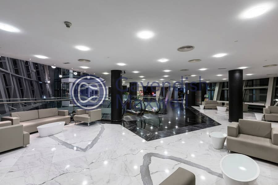 2 Close to Metro | Fitted Office | DIFC License