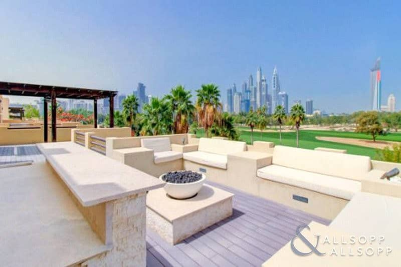 1 Golf Course View | Luxury Villa | 7 Beds