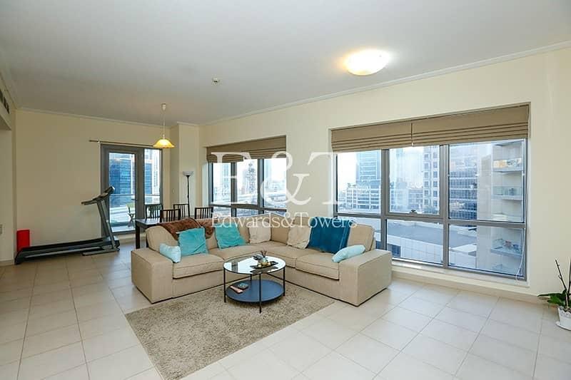 Spacious Layout | Rented | High Floor