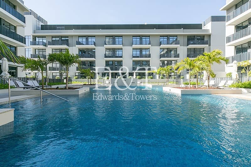 15 High Floor | Pool View | Best Layout | BUA : 1