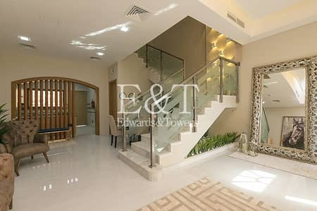 4 Bedroom Townhouse for Sale in Jumeirah Village Circle (JVC), Dubai - 4 BR + Maid's TH   Brand New   BUA: 3