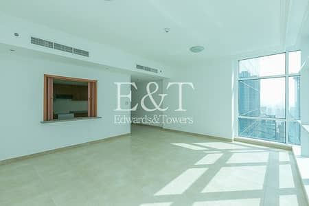 2 Bedroom Apartment for Rent in Dubai Marina, Dubai - 2BR Apt on High Floor with Fantastic View